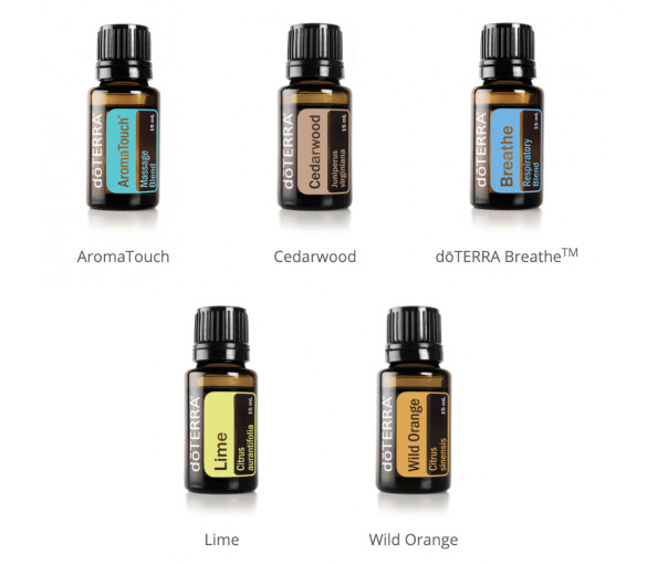 ESSENTIAL OILS DATERRA